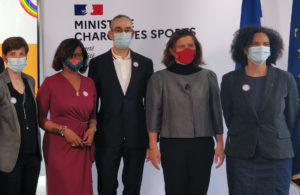 Read more about the article Intervention au Ministère des Sports